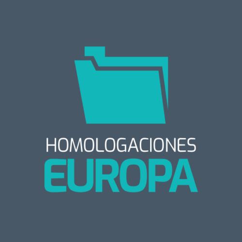 HOMOLOGACIONES EUROPA